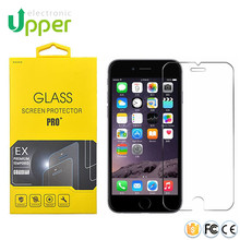 In stock 9H Tempered Glass protector screen for iPhone 6 6 plus / tempered glass film screen protector