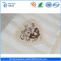 Alibaba luxury elegant hot selling stage curtain made in china