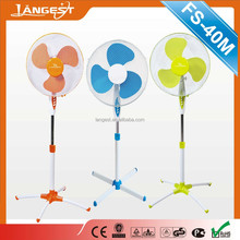 16inch Electric Stand Fan With CE,RoHS,Erp,CB certificates