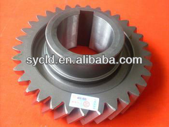 Dongfeng heavy truck gear box parts for sale Auxiliary 2nd Gear DC7J100TA_110B