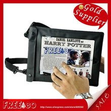 Sport Swimming Waterproof Water Resistant Pouch Case Bag with Headphone Extension for Apple iPad 1 2 3