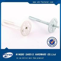 China supplier & manufacturer&exporter high quality nylon insulation pin ,plastic anchor
