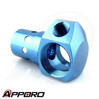 APPORO CNC Turning Milling Parts Fabrication