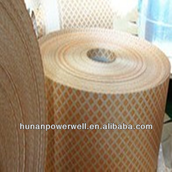 high quality- electrical insulation Diamond pattern resin coated paper