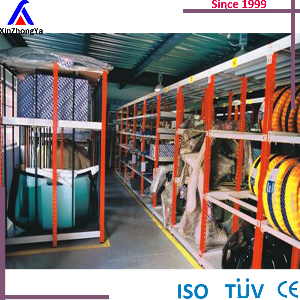 4S auto spare steel windshield steel shelf from rack factory