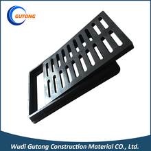 Professional manufacturer pit cover grate plastic drainage channel floor grating