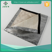 aluminum foil coated fiberglass fabric for insulation blanket manufacturers