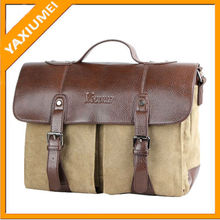 classical waterproof canvas camera shoulder bag