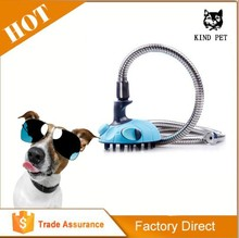 Pet dog bath brush for shampoo