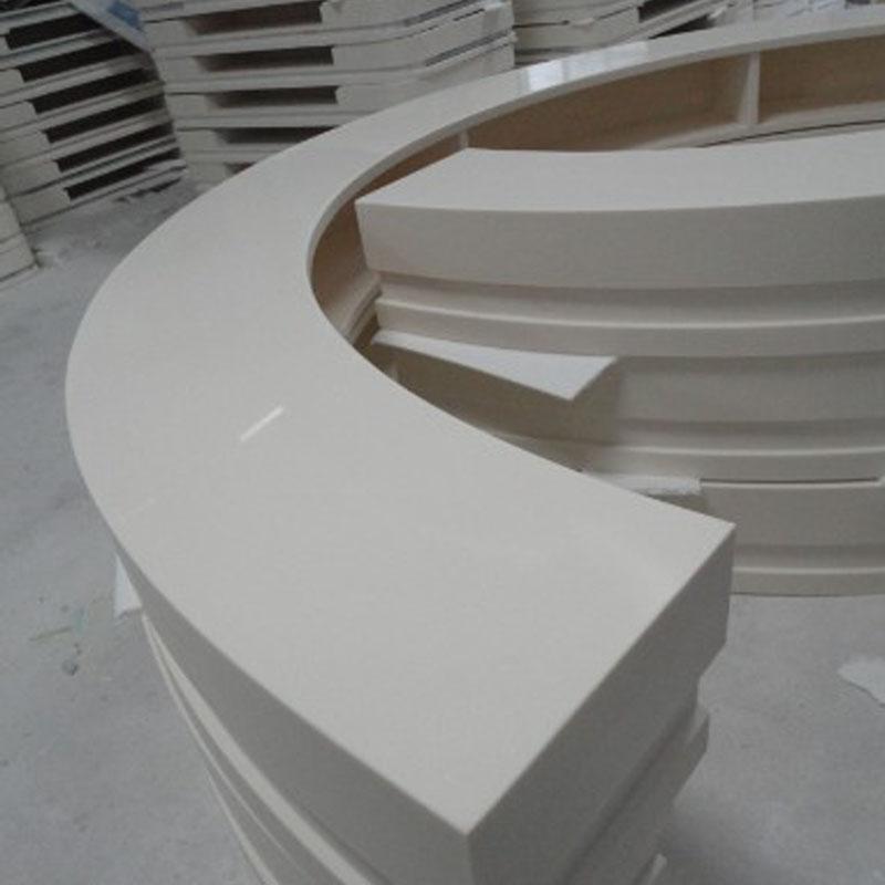 Commercial Ceramic Bathroom Double Sink Countertop Buy Commercial Bathroom Countertop Cheap