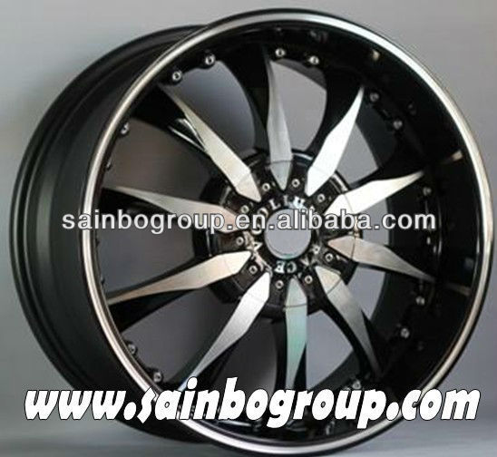 Friendlly And Green Replica Alloy Wheels F80531