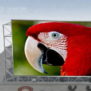 P8 Large Quantity Full Color Big Advertising LED Display Screen Outdoor