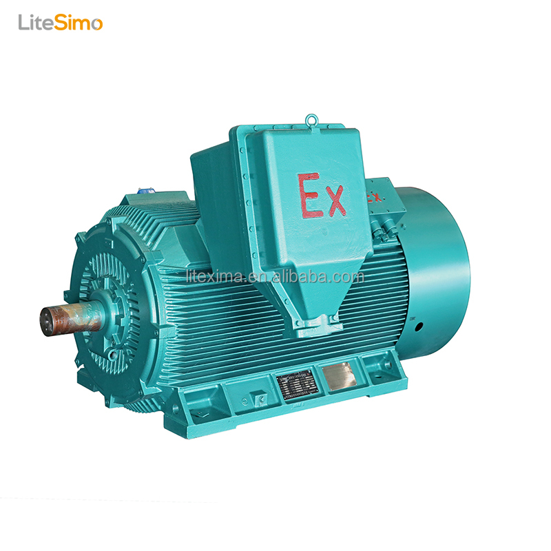 3 phase pump explosion-proof ac motor 250 kw