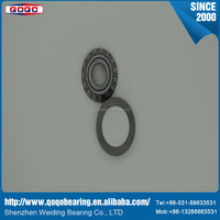 Alibaba hot sale bearing high performance taper roller bearing EE649239/649310 for nissan parts
