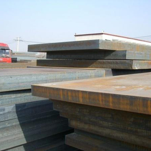 Anti-corrosion carbon structural steel plate