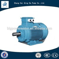 CE Approved IP55 OEM 3000rpm y- series electric motor AC 380v 50hz
