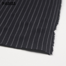 PARISS fabric supplier polyester rayon spandex piece dyed anti slip fabric