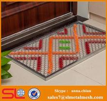 Entrance Door Mat Pvc Coir and wire Mesh Door Mat