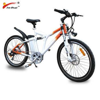 hot selling 36v electric mountain bikes for sale(JSE76)