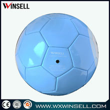 Hot sell league color logo customized cheap soccer ball