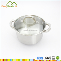 Home Garden Sandwich Bottom Stainless Steel
