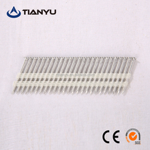 Plastic Strip nails/ 21-degree plastic coated strip Nails