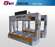 80ton Hydraulic Cold Press Machine in Furniture Production