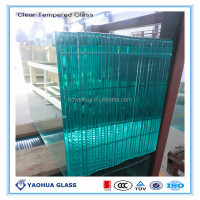 doors and windows new products tempered glass office door