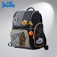 Delune kids backpack Russia brand boys school bags