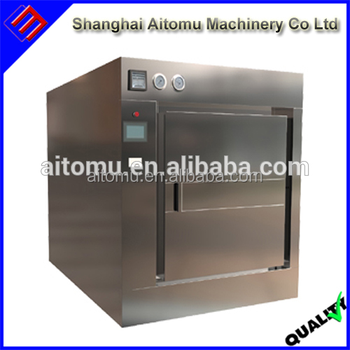 Large Style high temperature autoclave for fruit and vegetable sterilizer