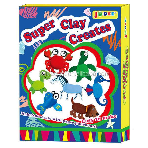 Air Drying Clay Creates Clay Craft Clay Animals