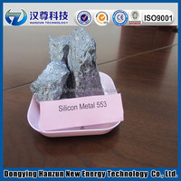 High quality and Competitive pure metal silicon price used for foundry