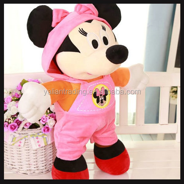 stuffed mickey toy mouse plush toy wholesale