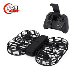 2.4G rc foldable mini drone camera with wifi