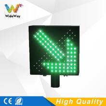 Driveway Signal Lights 270mm stop go toll station led traffic light price