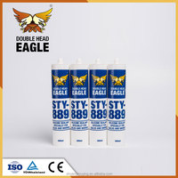 Top Quality Transparent Glass Panel Silicone Sealant