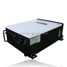 COMPETITIVE PRICE SOLAR POWER ON GRID INVERTER THREE PHASE 4KW 380V GRID TIE INVERTER CONNECT WITH PV PANEL