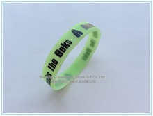 Wholesale Custom Funny Emoji Silicone Bracelet For Unisex Party