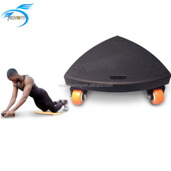 2 x Dual exercise sliders Fitness Sliders