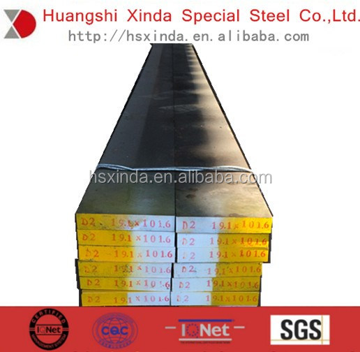 D2 Steel price per ton with high quality and fast delivery