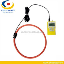 clamp-on flexible rogowski coil current probe clamp-on current transformers