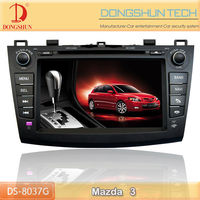 8 inch HD touch screen 2010-2012 Mazda 3 DVD GPS with bluetooth,IPOD,digital TV available