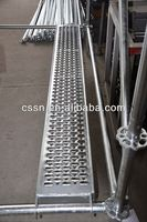 Steel Pin Lock Scaffolding For High-Rise Building/Construction