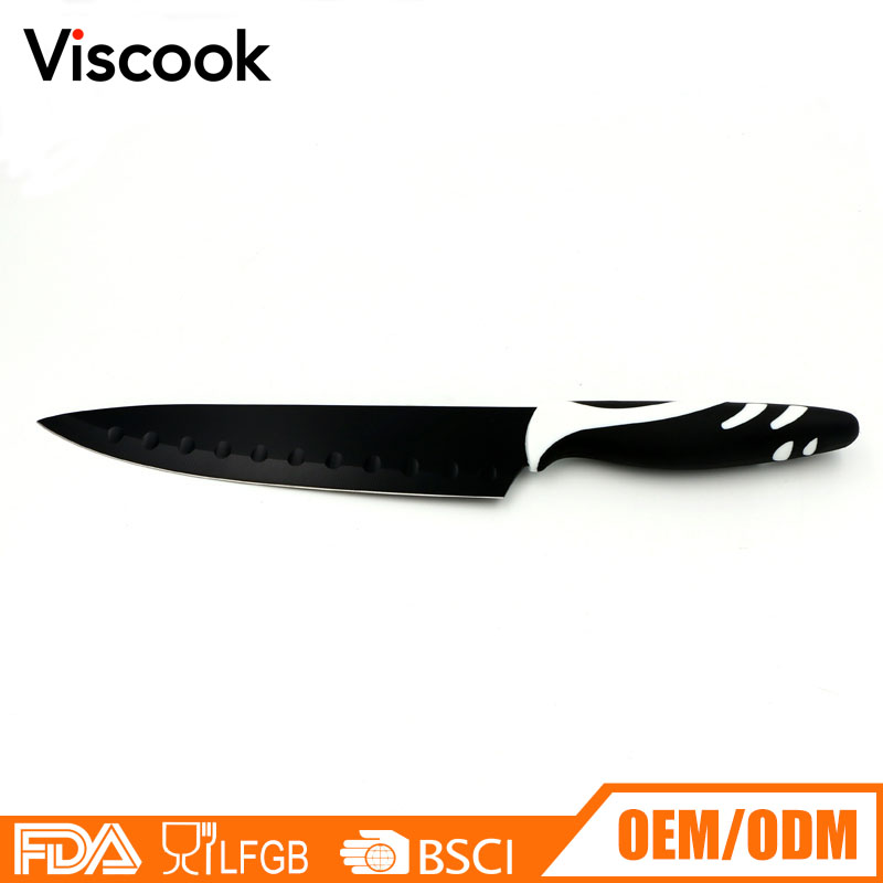 Non-stick chef pro knives with wholesale price
