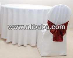 Banquet tables covers and skirts
