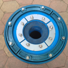 Waterproof sealing component for pipe gallery