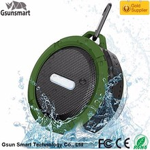C6 Super Bass Mini Stereo Waterproof Supported SD Card Portable Bluetooth Sport Speaker