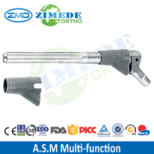 Orthopaedic Implant Hip Replacement A.S.M Multi-function STEM