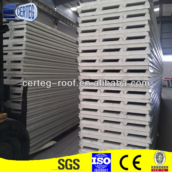 prefabricated structural aluminium cladding panels