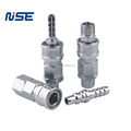 air quick disconnect coupler pneumatic tools quick connect coupling NISE customised